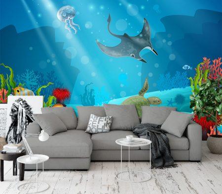 Фототапет Морските животни
