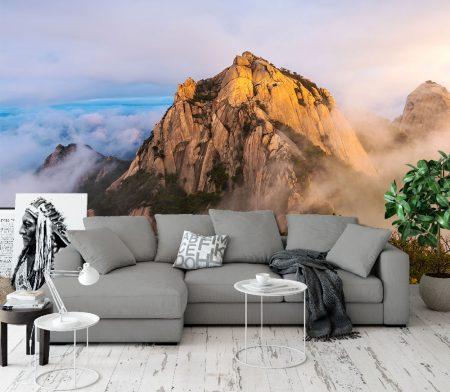 Фототапет Планински връх