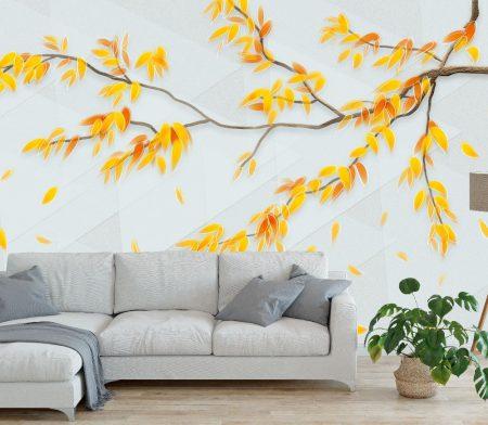Фототапет Есенни клонки