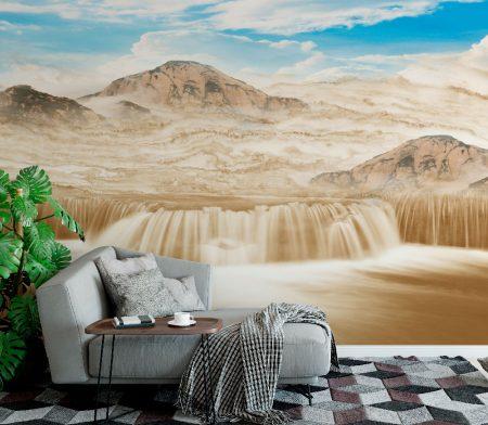 Фототапет Приказен водопад