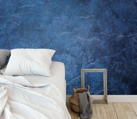Фототапет Синя Стена