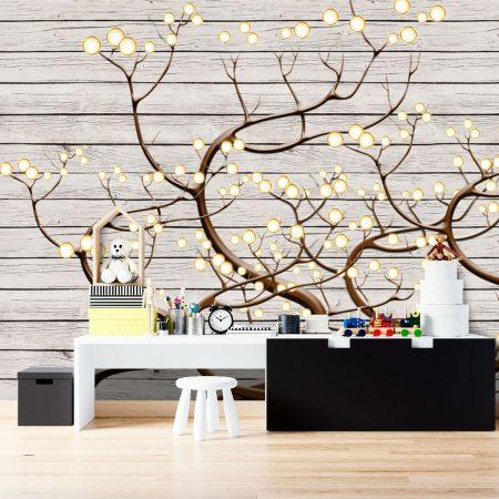 Фототапет Светещо дръвче