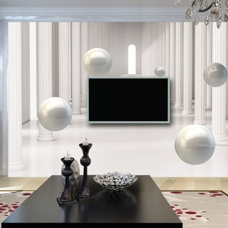 Фототапет 3Д перли