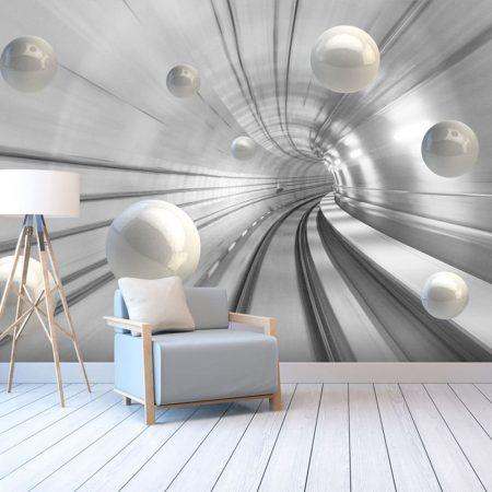 Фототапет Безкраен тунел