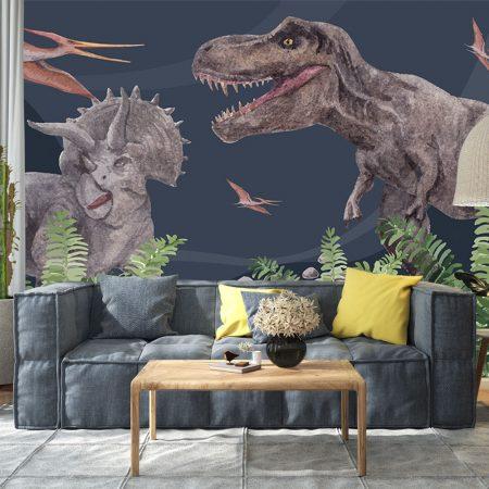 Фототапет - Големи динозаври