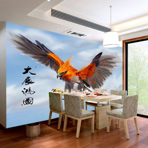 fototapet-ognena-ptica (4)