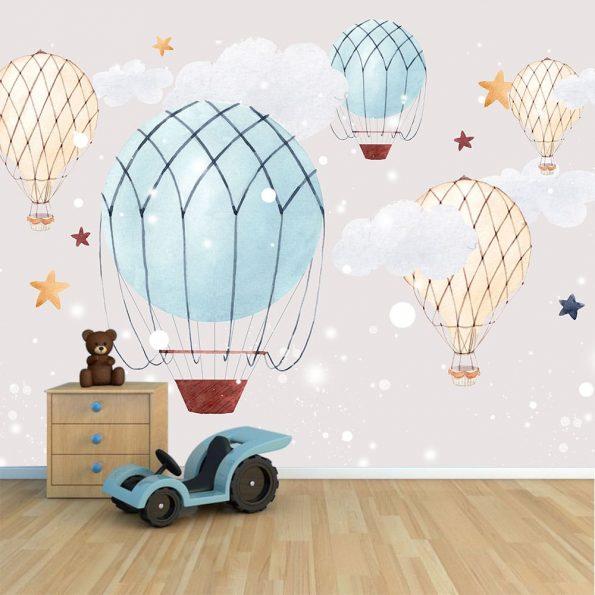 fototapet-paradni-baloni