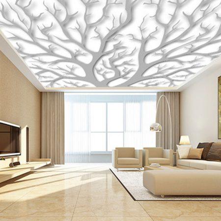 Фототапет за таван - Разклонения