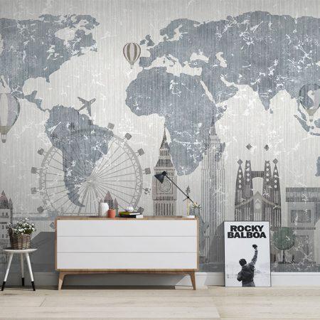 Карта на света 2