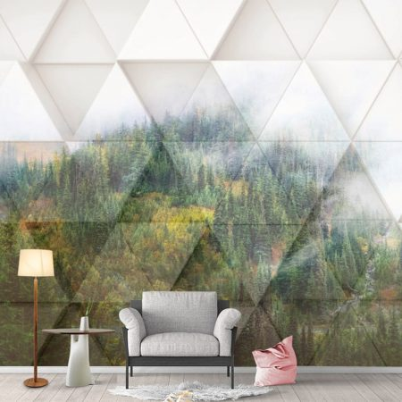 Фототапет Планинска мозайка