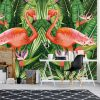 Фототапет Огледално фламинго 2