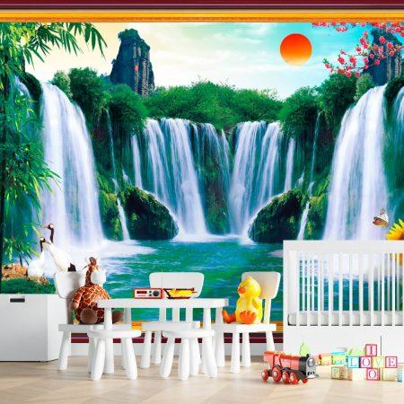 Фототапет Райски водопади 2