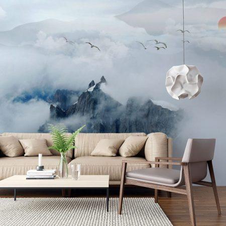 Фототапет Гъста мъгла