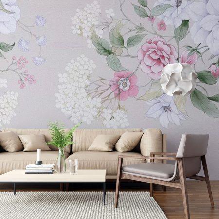 Фототапет Прелестни цветя