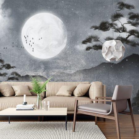 Фототапет Лунна нощ