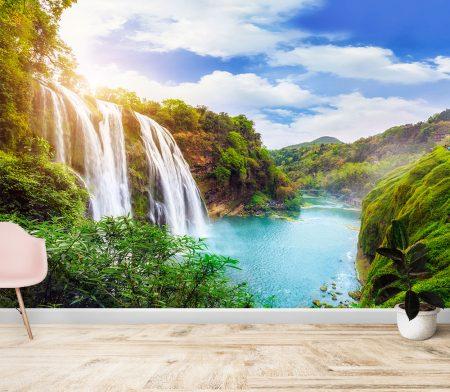 Планински водопади