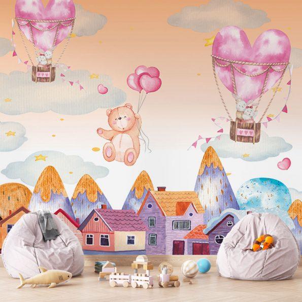 detski-fototapet-syrca-i-baloni (9)