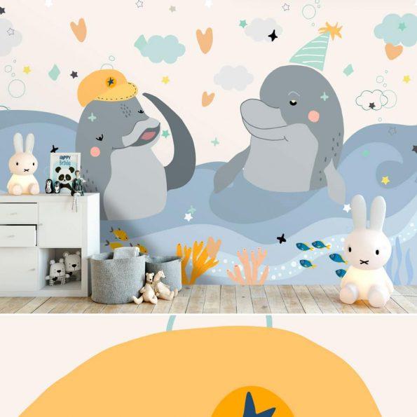 fototapet-delfini-priqteli (4)