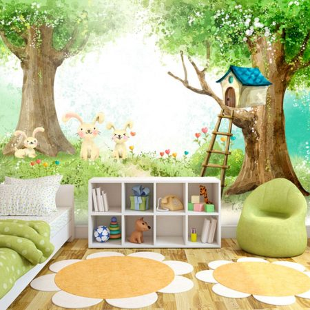Фототапет Къща на дърво