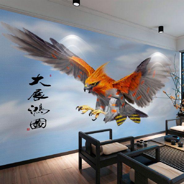 fototapet-ognena-ptica (2)