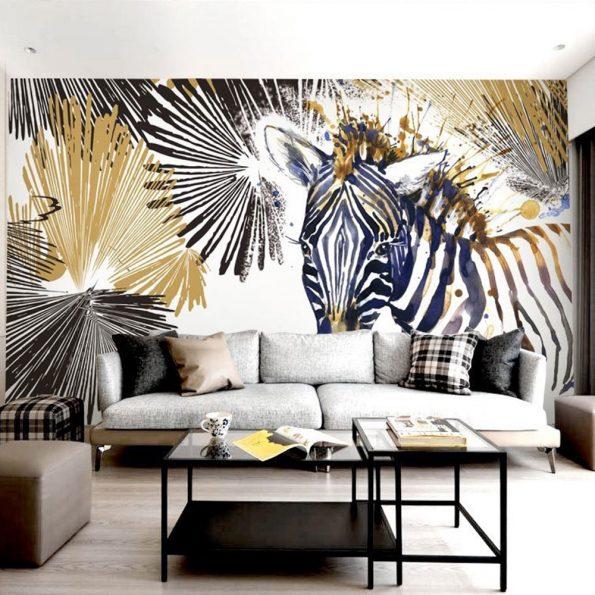 fototapet-risuvana-zebra (2)