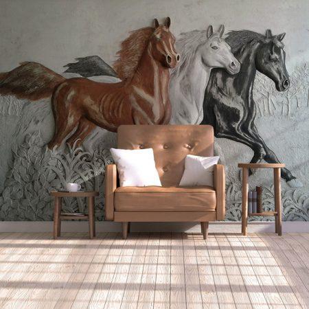 Картина на коне