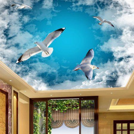 Фототапет Гларуси в небето